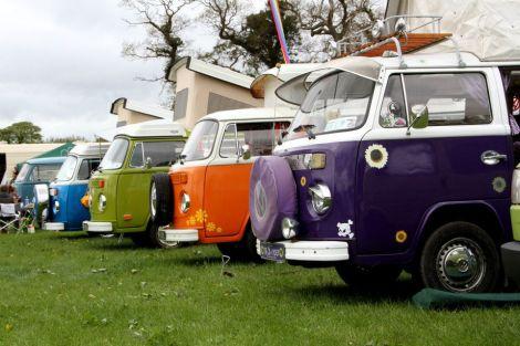 camper vans van 2013