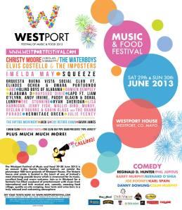 westport 2013 poster